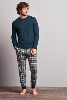 Cosy Cuffed Pyjama Set