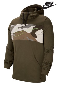 Nike Therma Camo Training Hoody