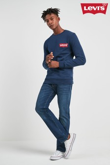 Sprane dżinsy z prostymi nogawkami Levi's® 501® In Sponge St