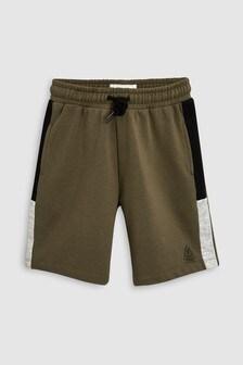 Colourblock Shorts (3-16yrs)