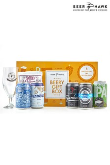 Beer Hawk Gift Selection Box