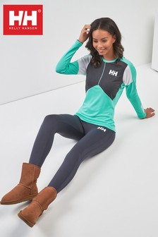 Helly Hansen Black Lifa Active Legging