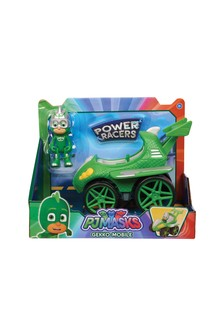 PJ Masks Power Racer Vehicle Figure Gekko