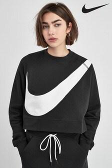 Nike Swoosh Fleece Crew Sweater