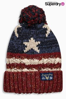Superdry America Cable Beanie