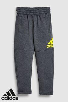 adidas Grey Logo Pant