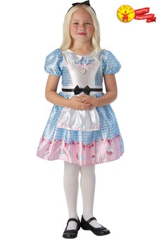 Rubies Alice In Wonderland Fancy Dress Costume