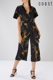 Coast Multi Eldora Printed Jumpsuit