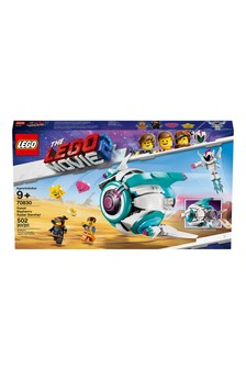 LEGO® Movie 2 Sweet Mayhems Systar Starship Toy 70830