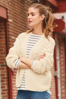 Bobble Cardigan