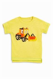 短袖T恤 (3个月-6岁)