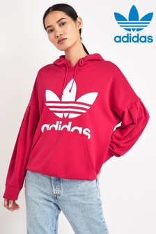 adidas Originals Pink Trefoil Hoody