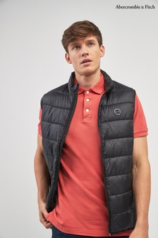 Abercrombie & Fitch Padded Gillet