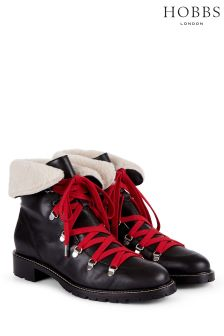 Hobbs Black Fiona Boot