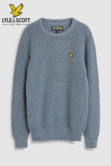 Lyle & Scott Creck Neck Jumper