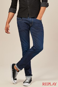 Replay® Anbass Hyperflex Slim Fit Jean