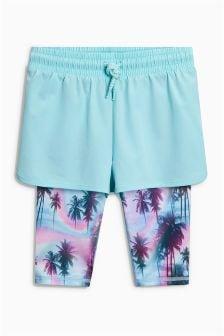 Shorts And Leggings (3-16yrs)