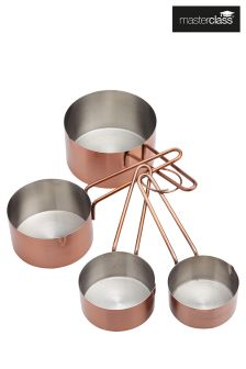 Set of 4 MasterClass Measuring Cup Set