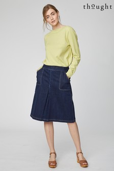 Thought Blue Koco Skirt