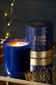 Fizz Boxed Candle