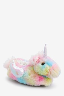 3D Unicorn Slippers (Older)