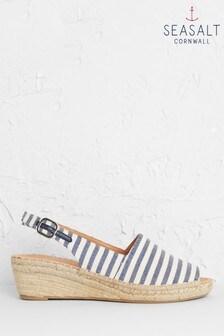 נעלי אספדריל כחולות דגם Syllan של Seasalt