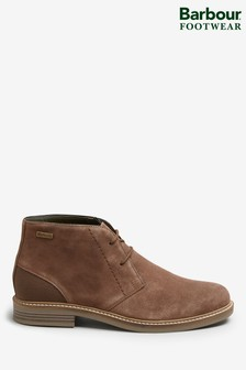 Barbour® Readhead Caramel Suede Brown Boots