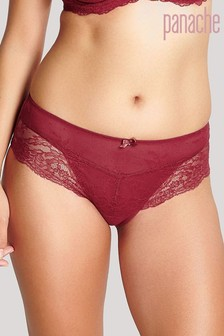 Panache Red Ana Full Briefs