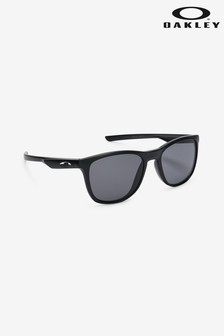 Oakley® Black Sliver Sunglasses