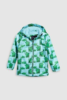 Car Printed Cagoule (3mths-6yrs)