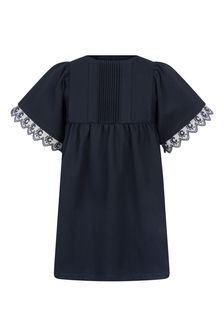 Girls Short Sleeve Milano Dress