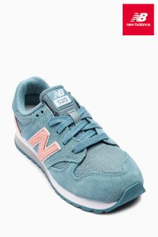 Baskets New Balance 520 bleues/roses