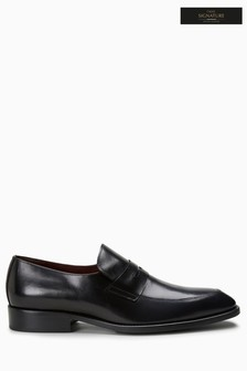 Signature Textured Saddle Loafer