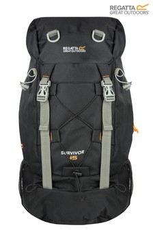 Regatta Survivor III 45L Black Bag