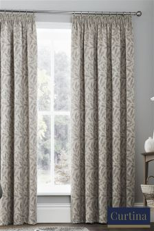 Curtina Valda Pencil Pleat Curtains