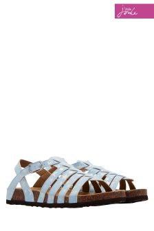 Joules Sky Blue Mazey Sandal
