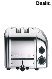 Dualit Polished Stainless Steel 2 Slot Toaster