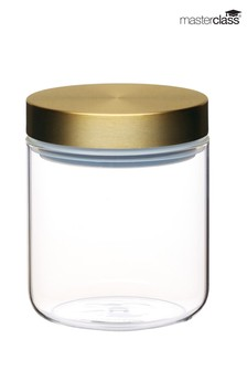 MasterClass Small Glass Storage Jar
