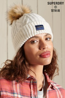 Superdry Cable Lux Beanie