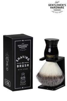 Gentleman's Hardware Shaving Brush And Stand