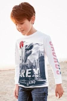 Printed T-Shirt (3-16yrs)