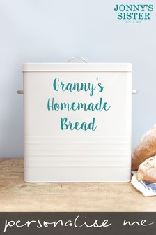 Personalised Mother's Day Bread Tin by Jonnys Sister