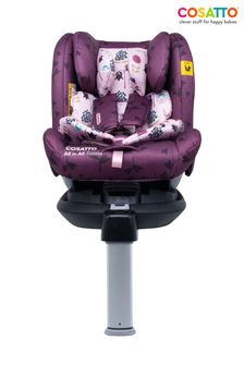 Cosatto All In All Rotate Group 0+123 Carseat Fairy Garden