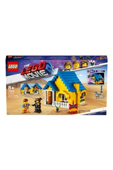 LEGO® Movie 2 2-in-1 Emmets Traumhaus/Rettungsrakete! 70831