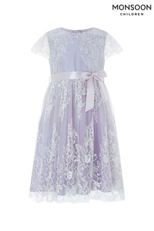 Monsoon Lilac Lucianna Dress