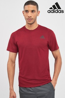 adidas Spirit Maroon Training Tee