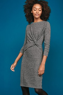 Cosy Twist Dress
