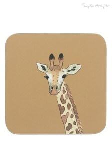 Sophie Allport Giraffe Coasters Set of 4