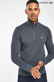 Lacoste® Quarter Zip Jumper