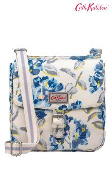 Cath Kidston® Spring Bloom Tab Saddle Bag